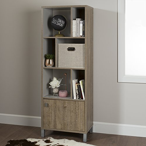 5 cube oak storage unit - 3