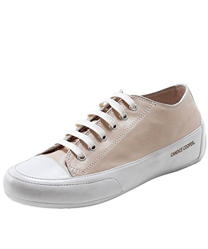Candice Cooper Women's Rock Low Top Trainers Sand Sand Ie3Iq4FQP