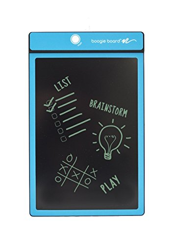 Boogie Board 8.5-Inch LCD Writing Tablet, Cyan (PT01085CYAA0002)