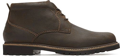 Chukka Chukka Brown Rockport Boot Oiled Men's Marshall gqntx6S
