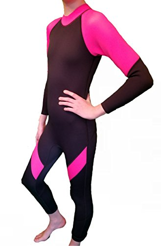Childs Full Wetsuit - 9
