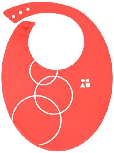 Silikids Silibib Silicone Baby Bib, Spice, 6-24 Months