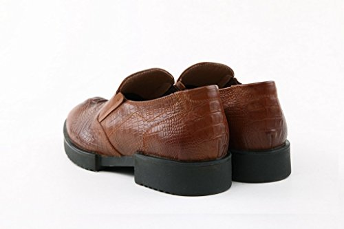 Stringate Scarpe Brown Minitoo Basse uomo q4wE8EWxd