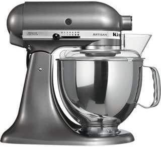 KitchenAid Artisan Stand Mixer, 5-Quart, Medallion Silver