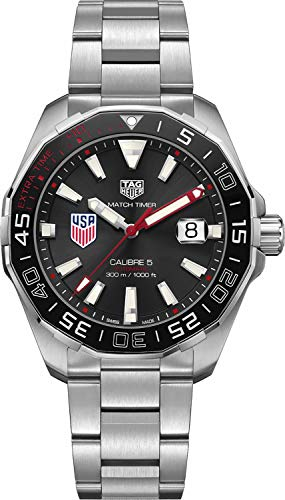 TAG Heuer Aquaracer Caliber 5 US Only Limited Edition Men's Watch WAY201G.BA0927