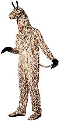 EraSpooky Disfraz de Jirafa Animal Unisex Disfraz de Mascota ...