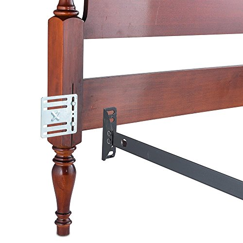 Bed Extension Kit (Headboard And Footboard Adapter Conversion Plates)