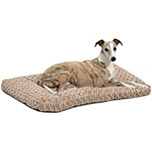 """MidWest Quiet Time Pet Bed Deluxe Mocha Ombre Swirl 35"""" x 23"""""""
