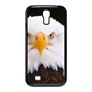 American Bald Eagle DIY Cover Case with Hard Shell Protection for SamSung Galaxy S4 I9500 Case lxa#822593