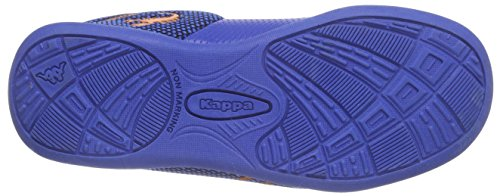Kappa Scorpion K - Zapatillas Niños Azul - Blau (6044 BLUE/ORANGE)