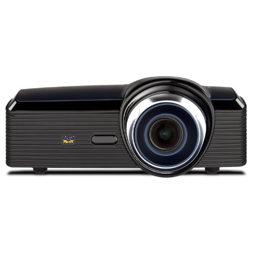 ViewSonic PRO9000 1,600 ANSI Lumens Laser LED Hybrid Light Engine Full HD 1080P Home Theater DLP Projector (Black), Best Gadgets