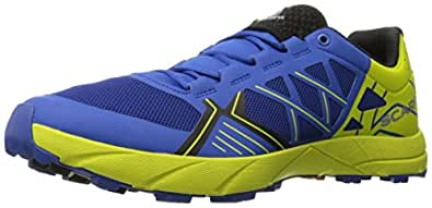 SCARPA Mens Spin Trail Running Shoe-M Spin Trail Running Shoe Blue Size: 11 US / 10 AU