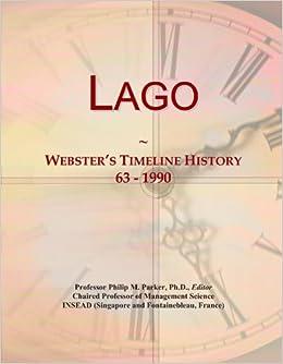 Lago: Webster's Timeline History, 63 - 1990