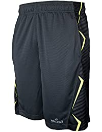 "Mens Active Athletic Basketball Gym Shorts 11"" Inseam"