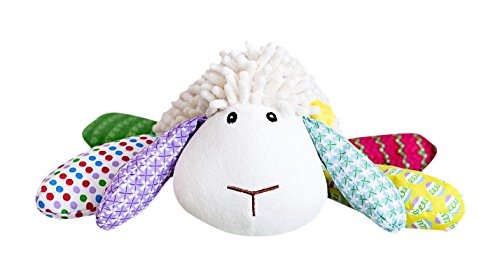 Lil' Prayer Buddy Lily the Easter Lamb by Wee Believers