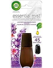 Air Wick Essential Mist Fragrance Diffuser Refill, Lavender & Almond Blossom, 20ml