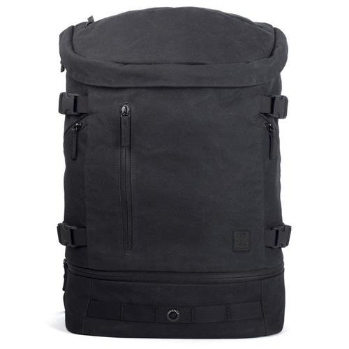 "Crumpler The Base Park Backpack for DSLR Camera, 2 Lenses, 15"" Laptop and 9.7"" Tablet, Black"