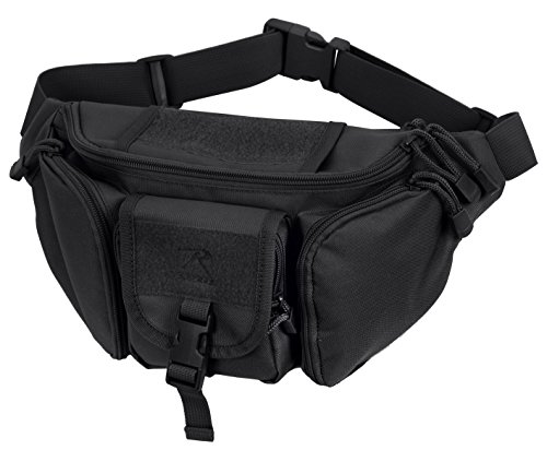 Rothco Tactical Concealed Carry Waist Pack, -