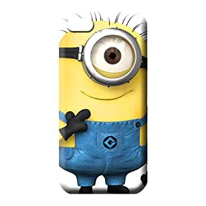 iphone 6plus 6p covers protection Eco-friendly Packaging Fashionable Design phone carrying skins despicable minion