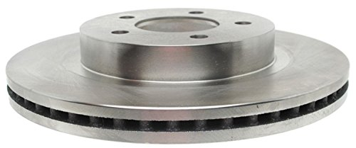 ACDelco 18A914A Advantage Non-Coated Front Disc Brake (Intrepid Front Brake Pads Rotors)