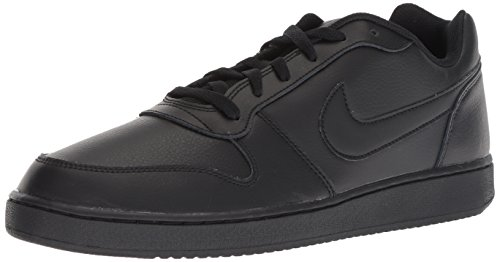 Nike Men's Ebernon Low Basketball Shoe, Black, 10.5 Regular US