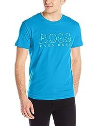BOSS HUGO BOSS Men's UPF 50+ Swim Shirt