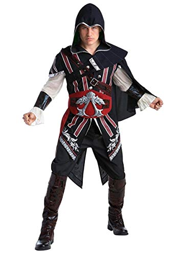 Palamon Assassin's Creed: Ezio Deluxe Adult Costume ()