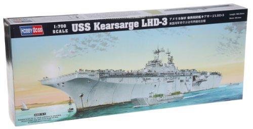 (Hobby Boss USS Kearsarge LHD-3 Boat Model Building Kit)