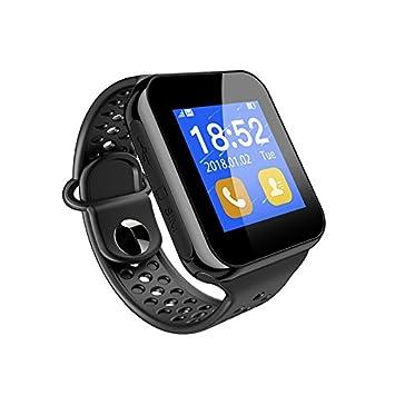 WMWMY Tarjeta SIM Bluetooth Smart Watch Sports Smart Watch iOS Android Teléfono Smart Watch Relojes Hombre