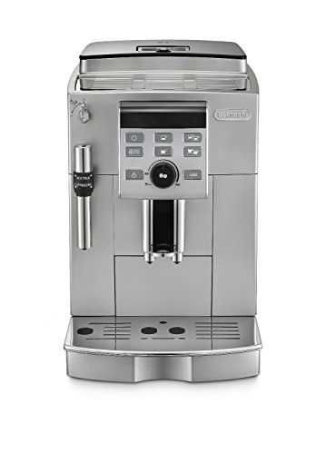 De'Longhi ECAM23460S Digital Super Automatic Machine with Lattecrema System, Silver (Best Super Automatic Espresso Machine Reviews)