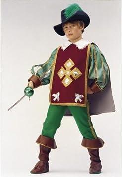 Disfraz de Aramis Comprar Disfraces para niños Carnaval - EN ESPAÑA: Amazon.es: Juguetes y juegos