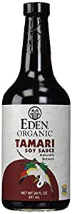 Eden Foods Organic Tamari Soy Sauce -- 20 fl oz