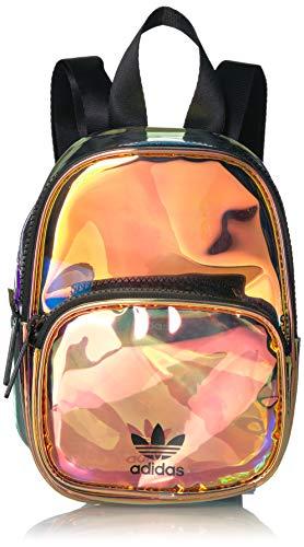 adidas Originals Mini Backpack, Radiant Metallic, One Size