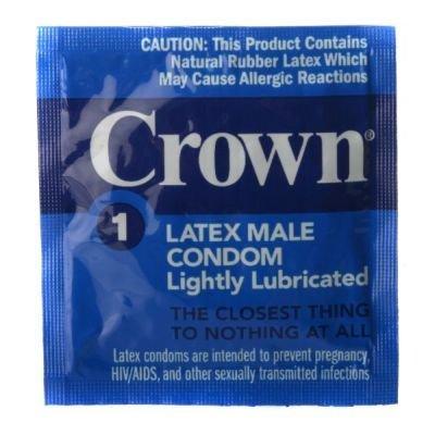 Okamoto Condoms Skinless Crown Skin - Crown Condoms 24 Pack