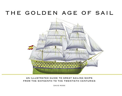 The Golden Age of Sail: An Illustrated Guide to Great Sailing Ships from the Sixteenth to the Twentieth Centuries