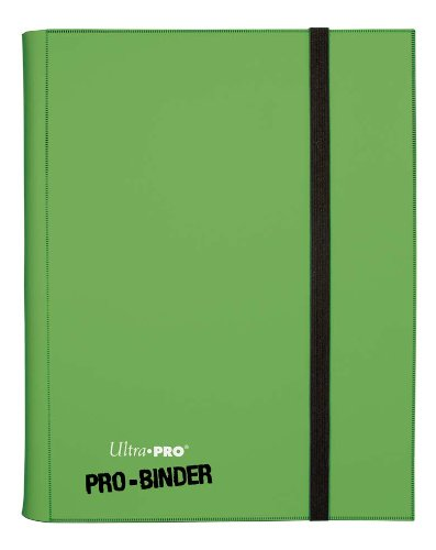 (Ultra Pro 9-Pocket Light Green PRO-Binder)