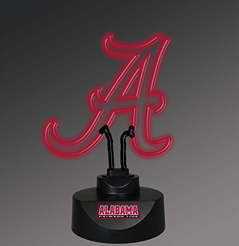 NCAA The University of Alabama Col-Al-1808Neon Lamp, Multi, One Size by Memory Company