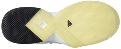Black White 3 Tennis Shoe Core w Women's adidas White Adizero Ubersonic wqxzTWHOa