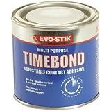 Evo Stik Time Bond Contact Adhesive - 250ml 627901 by Evo-Stik