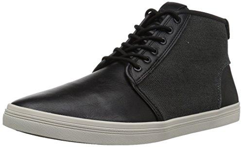Aldo Mænds Killa Mode Sneaker Sort Læder QMBkQO