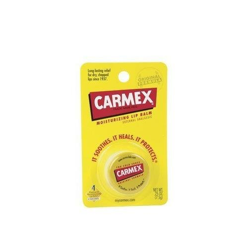 (Carmex Moisturizing Lip Balm - Buy Packs and SAVE (Pack of)