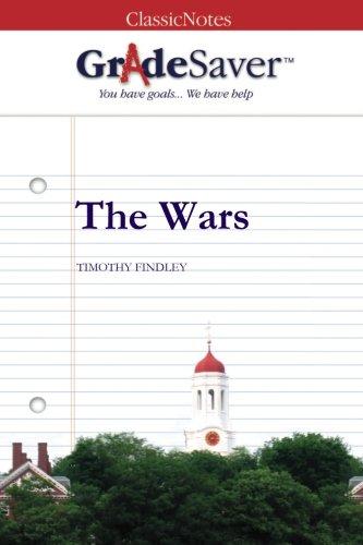 The Wars Study Guide Gradesaver