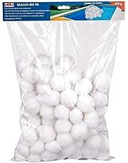 Sparen Sie bei Filter Balls BEASAN 400 PB für Sandfilteranlagen, 400 g, ersetzen ca. 13 kg Filtersand und mehr