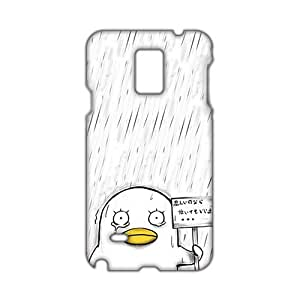 Angl 3D Case Cover Crying Baby Duck Phone Case for Samsung Galaxy Note4