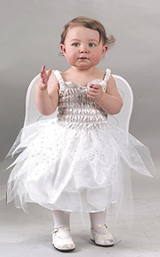 Angel Costume For Baby Girl (Fun World Baby-girls Angel Costume One Size Fits Most White)