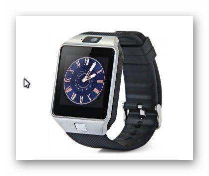 DZ09 Smartwatch Bluetooth Phone with Sleep Monitor Pedometer ...