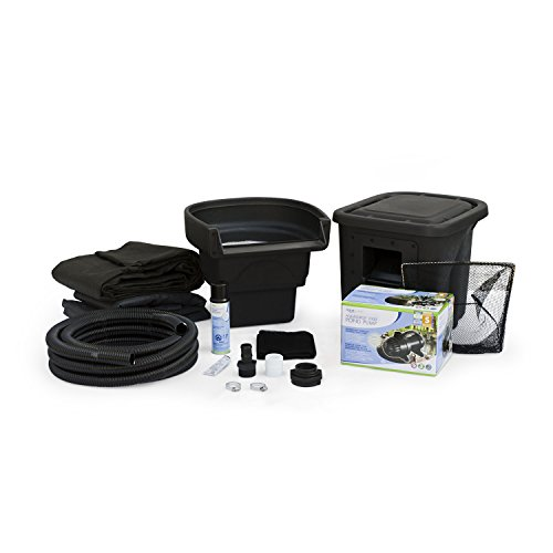 Aquascape DIY Backyard Pond Kit, 8-feet x 6-feet | 99764