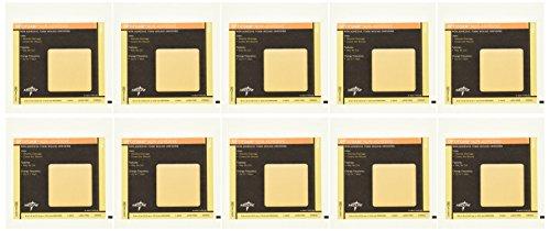 Medline MSC1266EPZ Optifoam Non-Adhesive Dressings, 6