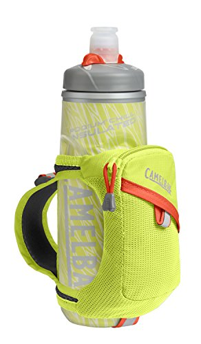 CamelBak Quick Grip Chill Handheld Bottle, Lime Punch, 21-Ounce