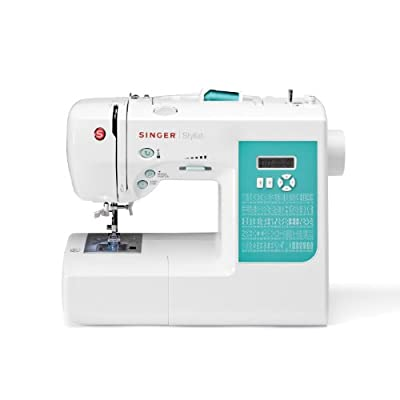 SINGER Fashion Mate Stylist Computerized Free-Arm Sewing Machine with Automatic Needle Threader by Singer Sewing Co